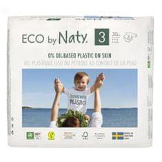 ECO by Naty Plenky 3 Midi (4-9 kg) 30 ks