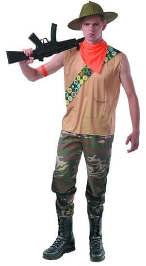 MaDe kostim - lovac
