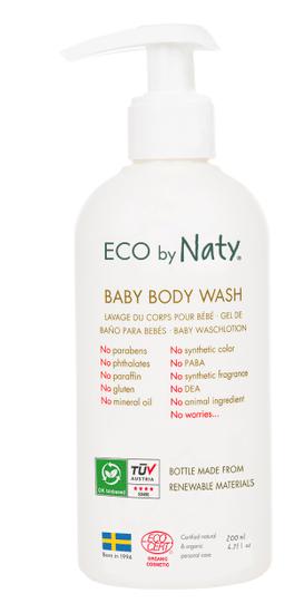 ECO by Naty Eco dječji tekući sapun, 200 ml