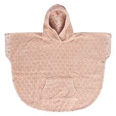 Bebe-jou Frottír poncsó Fabulous Wish Pink