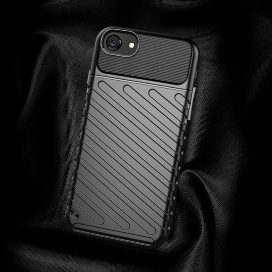 MG Thunder silikonski ovitek za iPhone7/8/SE 2020, modro