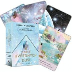 Campbell Rebecca: Karty hvězdných duší - Kniha + 53 karet