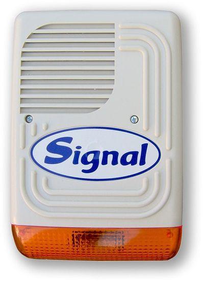Signal PS-128 - rezerwowa syrena magnetodynamiczna