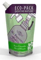 Ma Provence Přírodní sprchový gel Mandle, náhradní balení, 500ml Ma Provence