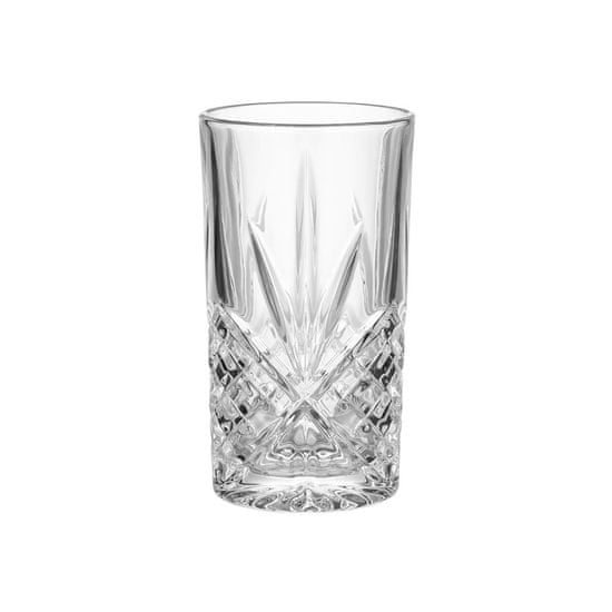 Butlers Sada sklenic na longdrink 330 ml 4 ks - čirá