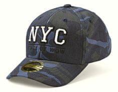 UPFRONT Dětská baseballová kšiltovka NYC CAMO. SC8747-0051. Youth velikost.
