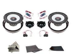 Audio-system SET - přední reproduktory do Volkswagen Amarok (2010-) - Audio System M