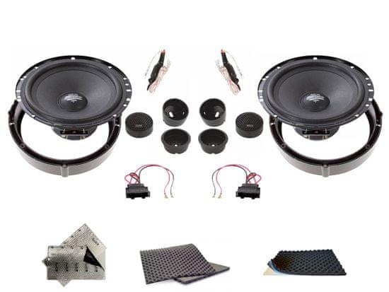 Audio-system SET - zadní reproduktory do Škoda Octavia II (2004-2013)- Audio System MX
