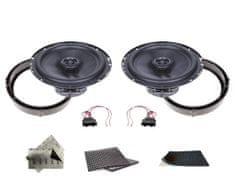 Audio-system SET - zadní reproduktory do Volkswagen Amarok (2010-) - Audio System MXC