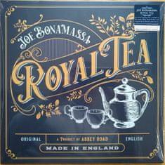 Bonamassa Joe: Royal tea LP Transparent