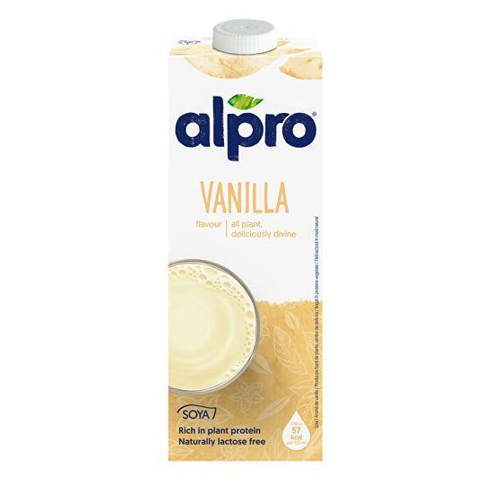 Alpro Sójový nápoj s vanilkovou příchutí 1 l