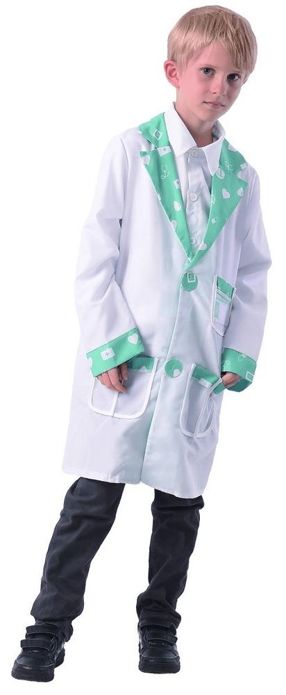 MaDe Šaty na karneval - doktor 110 - 122