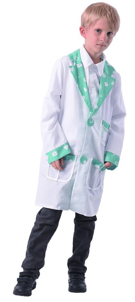 MaDe Šaty na karneval - doktor 134 - 140