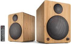 Wavemaster zestaw głośników Cube Neo Bamboo