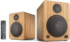 Wavemaster zestaw głośników Wavemaster Cube Mini Neo Bamboo