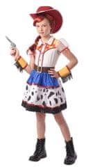 MaDe przebranie karnawałowe - dziewczyna kowboj 110-122