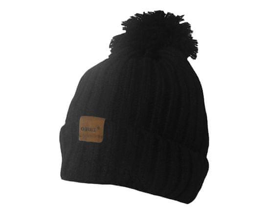 ORSI Zimní čepice pletená černá