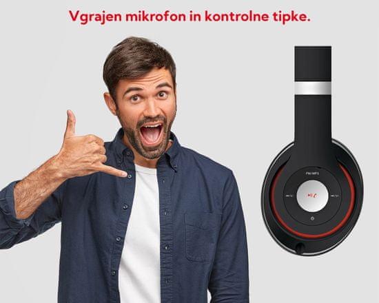 Platinet Freestyle FH0916 naglavne Bluetooth slušalke