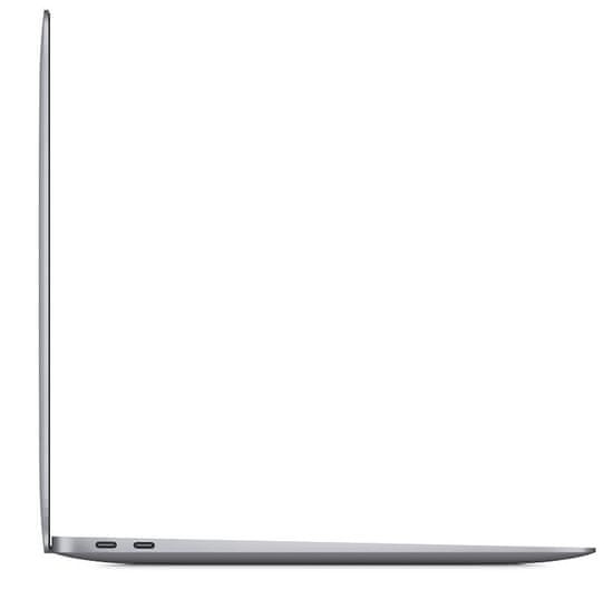 Apple MacBook 13 Air prenosnik, 256 GB, Space Gray, INT KB (MGN63ZE/A)