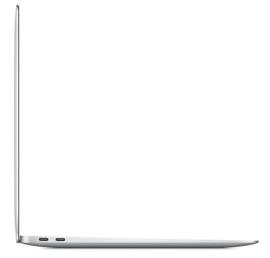 Apple MacBook 13 Air prenosnik, 256 GB, Silver, SLO KB (MGN93CR/A)