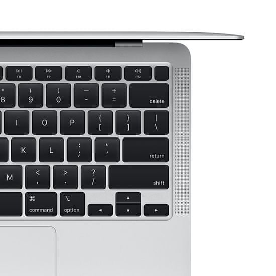 Apple MacBook 13 Air prenosnik, 256 GB, Silver, INT KB (MGN93ZE/A)
