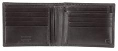 Marina Galanti Pánská kožená peněženka, tmavě hnědá