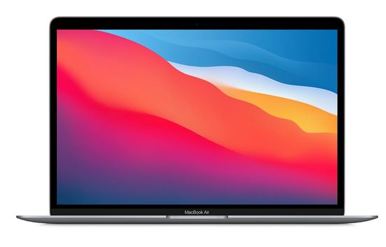 Apple MacBook 13 Air prenosnik, 512 GB, Space Gray, INT KB (MGN73ZE/A)