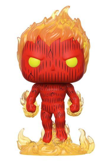 Funko POP! Fantastic Four figura, Human Torch