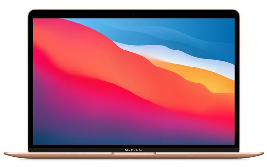 Apple MacBook 13 Air prenosnik, 512 GB, Gold, INT KB (MGNE3ZE/A)