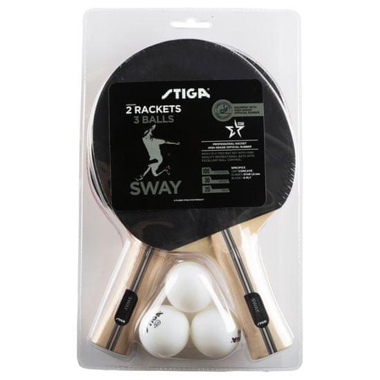 Stiga Set na stolní tenis Stiga Sway