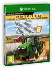 Focus Farming Simulator 19 - Premium Edition igra (Xbox One)