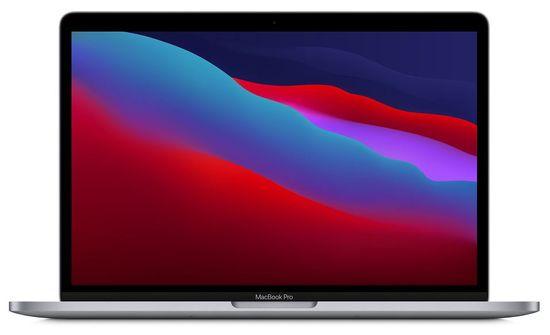 Apple MacBook 13 Pro prenosnik, 256 GB, Space Gray, SLO KB (MYD82CR/A)