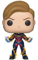 Funko POP! Avengers: Endgame figura, Captain Marvel w/New Hair #576