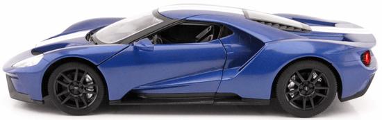 Mondo Motors auto RC Ford GT 2,4Ghz 1:14, niebieski