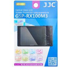 JJC Glass LCD ochrana displeja Sony RX1 RX100