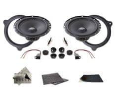Audio-system SET - přední reproduktory do Renault Master III (2010-) - Audio System MX