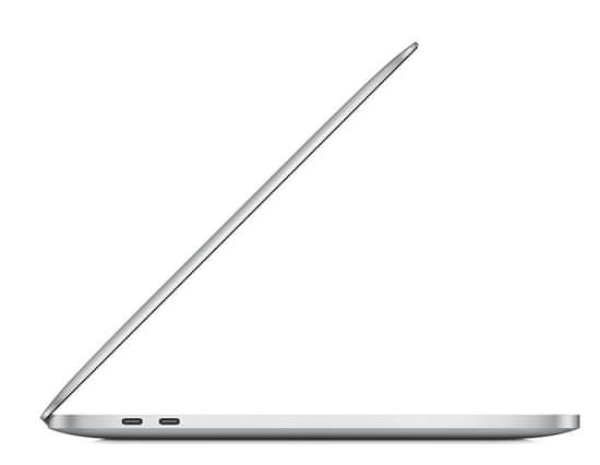 Apple MacBook 13 Pro prenosnik, 256 GB, Silver, SLO KB (MYDA2CR/A)