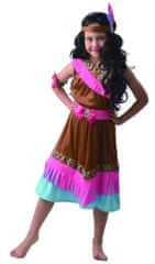 MaDe pustna obleka Indijanka, 134 - 140