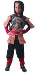 MaDe Šaty na karneval - Ninja 110 - 122