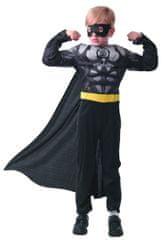 MaDe Šaty na karneval - hrdina Batman 120-130