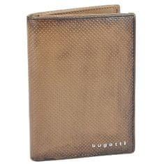 BUGATTI Férfi bőr pénztárca 49397102 Brown
