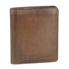 BUGATTI Férfi bőr pénztárca 49322607 Cognac