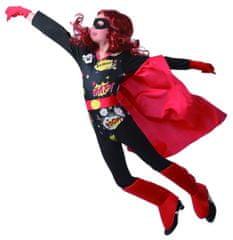 MaDe kostium karnawałowy - superbohaterka 134 - 140