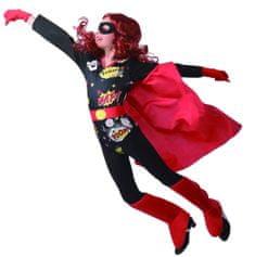 MaDe kostium karnawałowy - superbohaterka 110 - 122