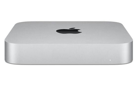 Apple Mac mini namizni računalnik, 256 GB, Silver (MGNR3ZE/A)