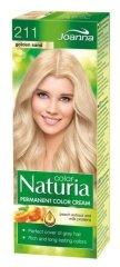 Joanna 211 - Barva na vlasy NATURIA COLOR - ZLATÝ PÍSEK