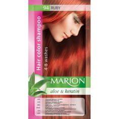Marion Tónovací šampon 94 RUBÍN MARION