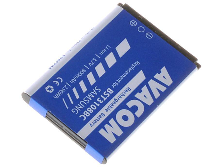 Avacom baterie do mobilu Samsung X200, E250 Li-Ion 3,7V 800mAh (náhrada AB463446BU) GSSA-E900-S800A