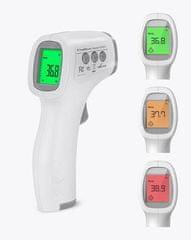 brezkontaktni termometer, infrardeči