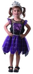 MaDe kostium karnawałowy - królowa pająków 92-104